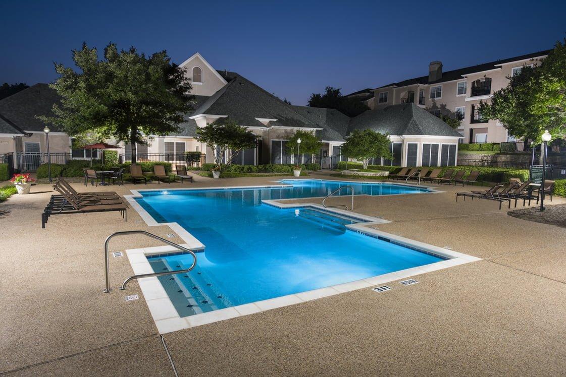 Lewisville Apartment Pool