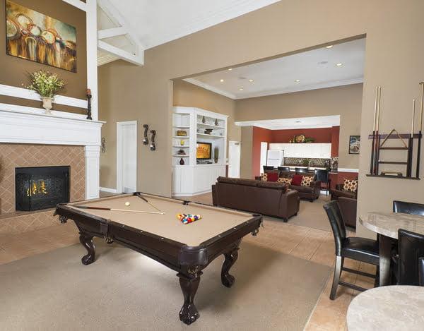 Lewisville Apartment Game Room
