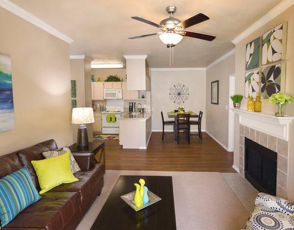 Luxury Lewisville Apartment
