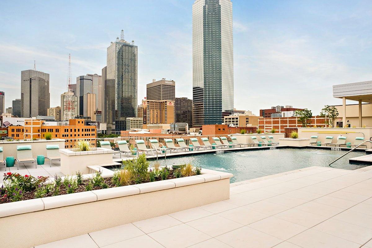Dallas Apartment Pools