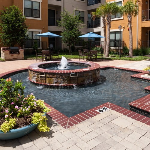 Small, Quiet Frisco Apartment Community