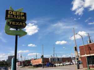 Deep Ellum Texas