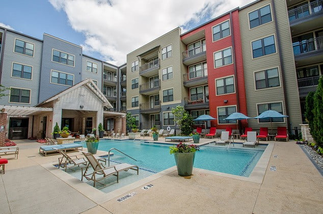 Downtown Plano Apartments