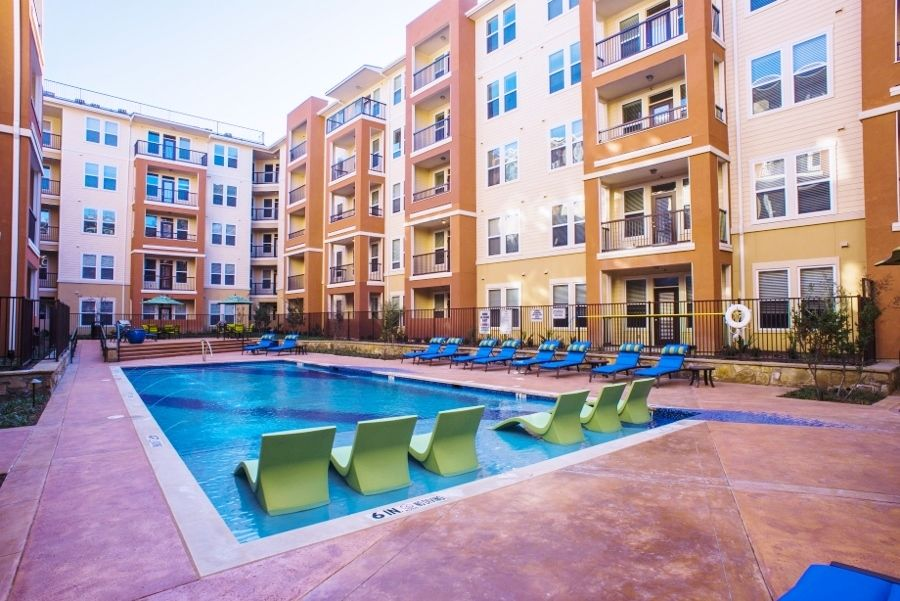 Brand New Ft. Worth Apartments