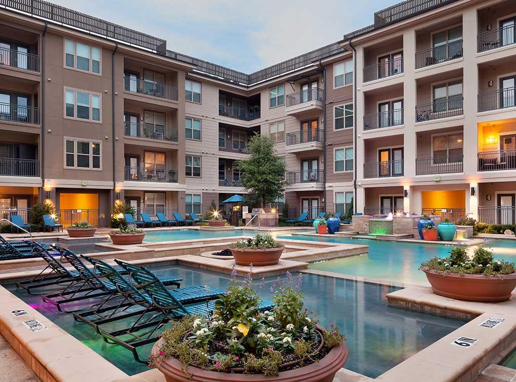 Luxury Uptown Dallas Locator