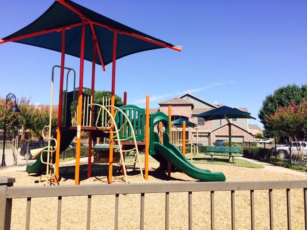 McKinney Apartments Playground