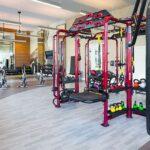 mckinney apartment fitness center