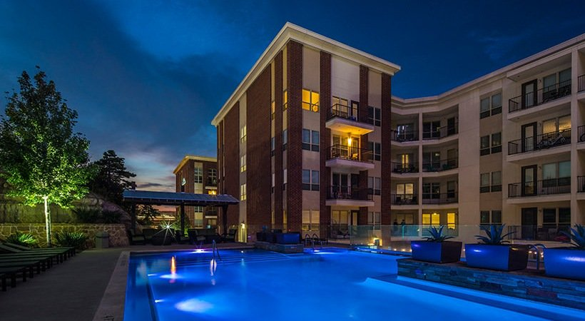 Apartments in Uptown Dallas