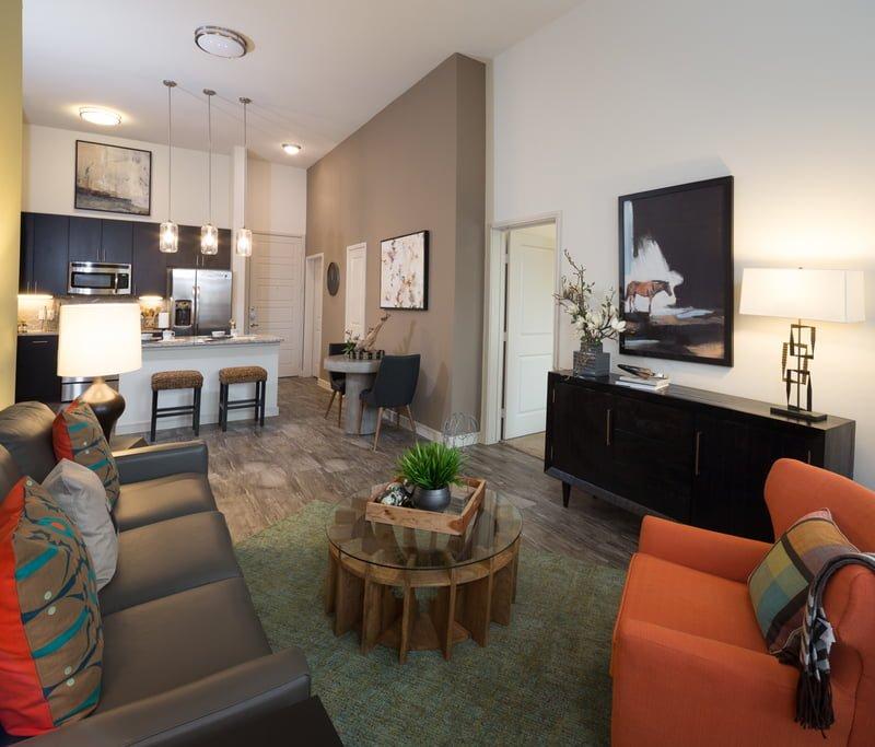 Luxury Downtown Dallas Apartment Locator