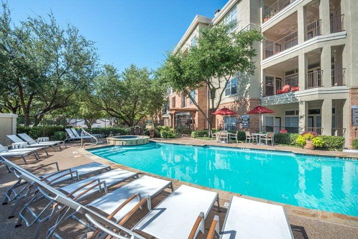 Luxury New Ft Worth Apartments'