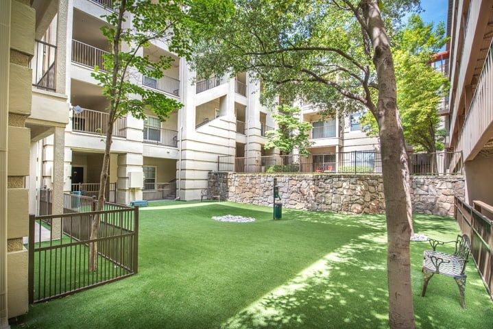 New Ft Worth Apartment