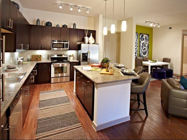 cityplace apartment