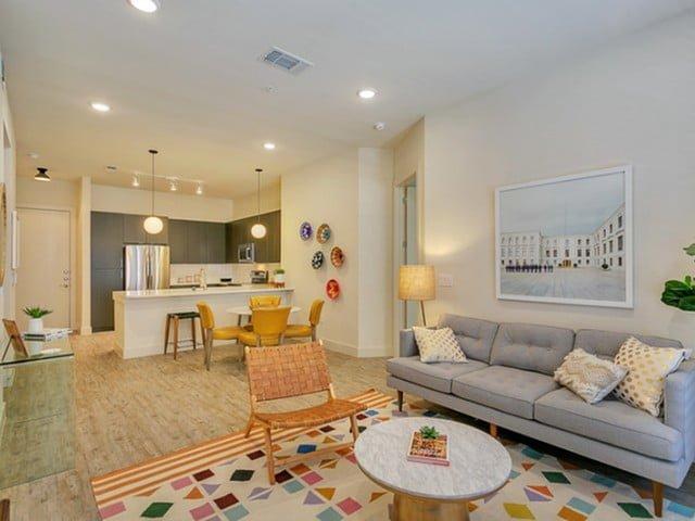Luxury Preston Hollow Apartment