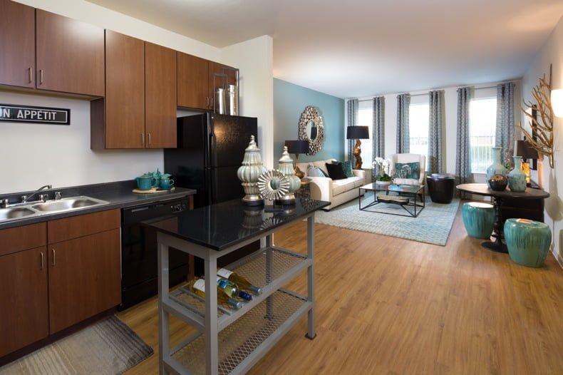 Garland Apartment Locator
