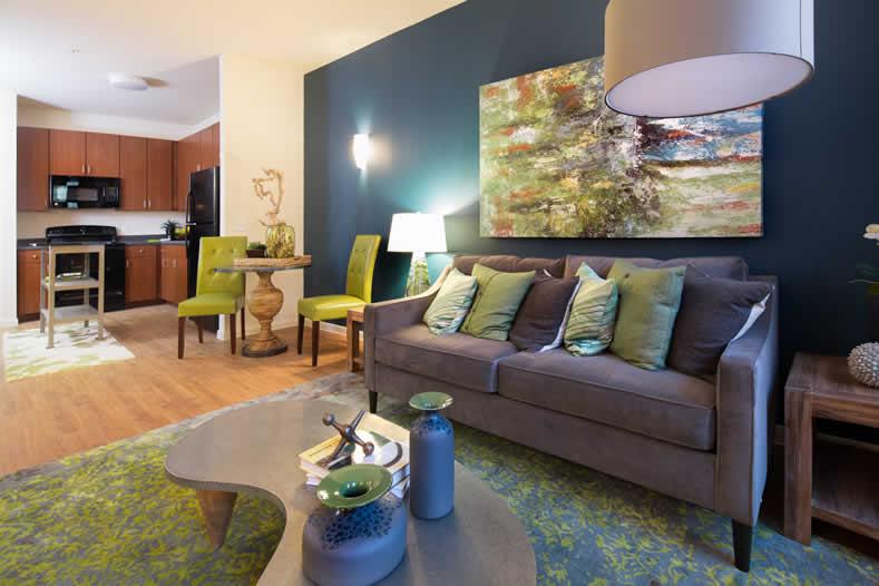 Garland apartment locator service