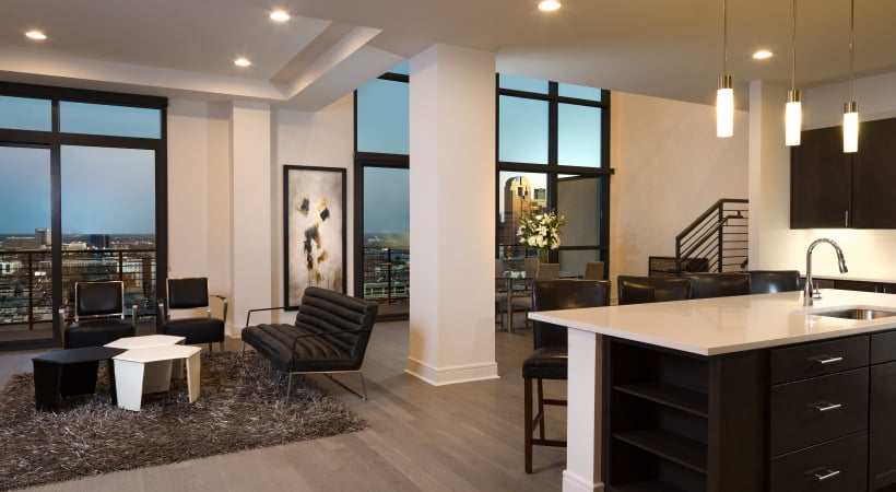 new uptown dallas apartments
