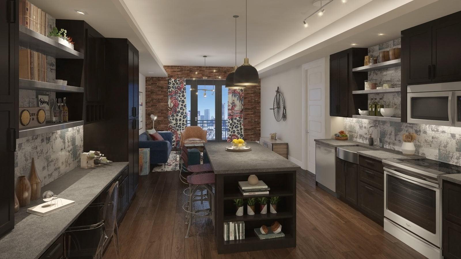 The Case Bldg Deep Ellum Apartments | DFW Apt Nerdz