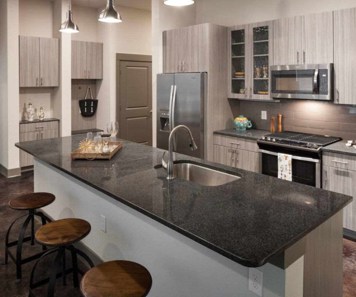 apartments for rent in richardson tx with gas ranges