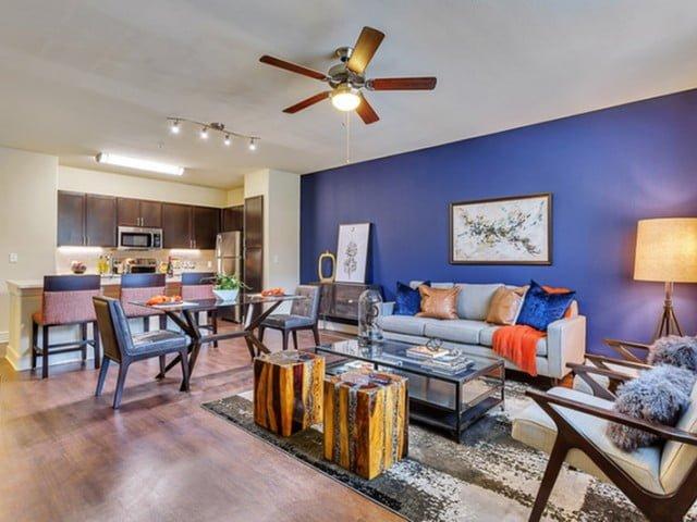luxury kessler apartments