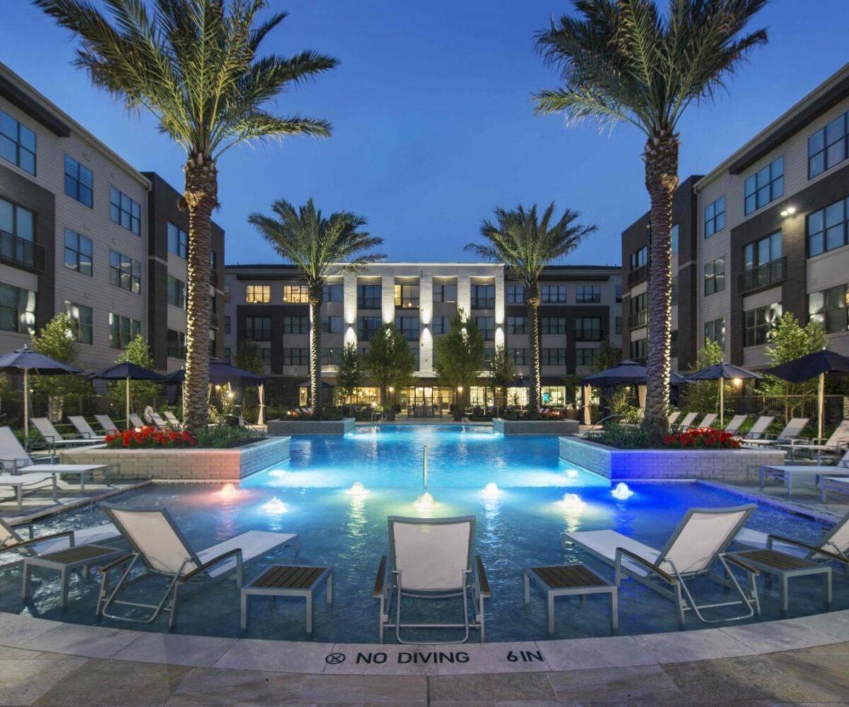 new north dallas apartments