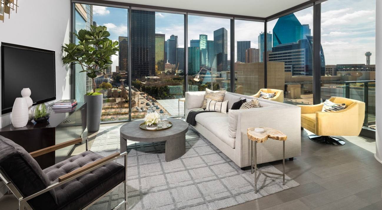 Luxury Uptown High Rise Apartments | DFW Apartment Nerdz