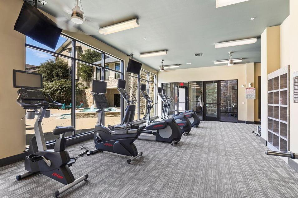 Allen Apartment Fitness Center