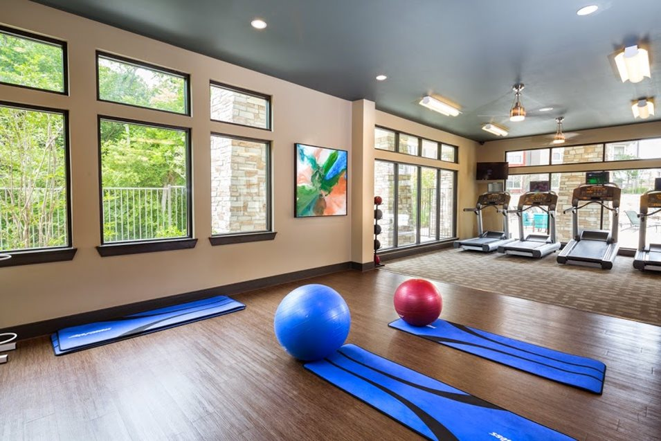 Allen Apartment Yoga Studio