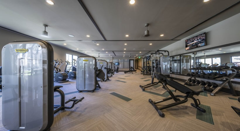 grapevine apartments with fitness center