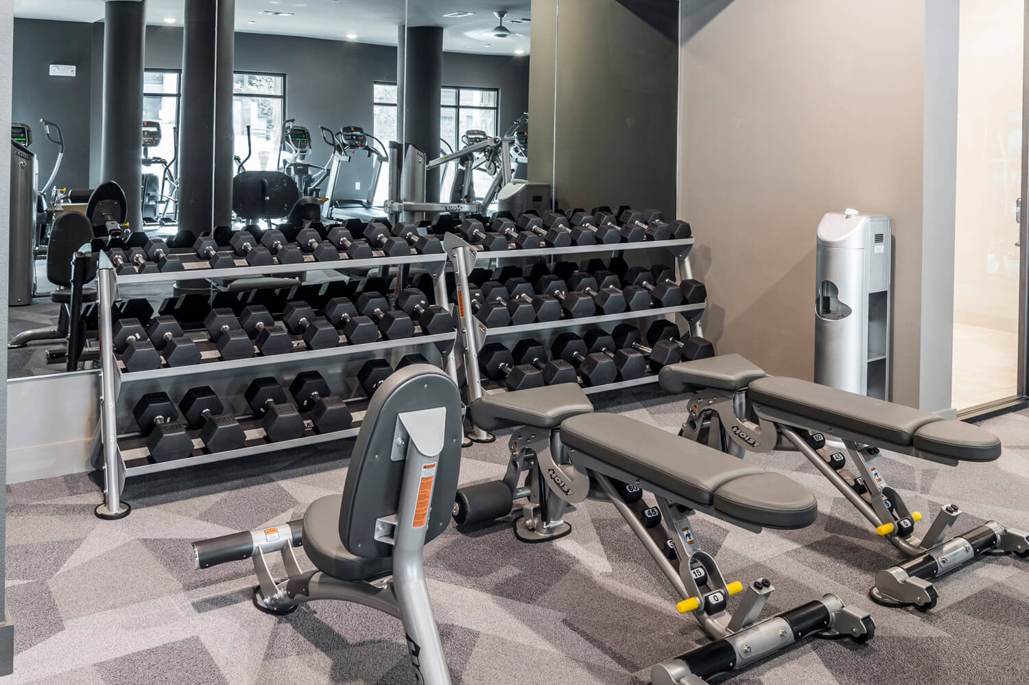 apartments with 24 hour gym