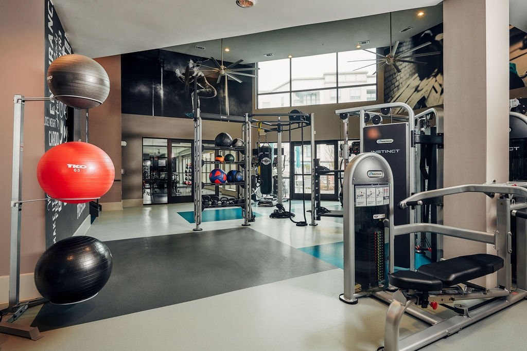 frisco apartments with nice fitness center