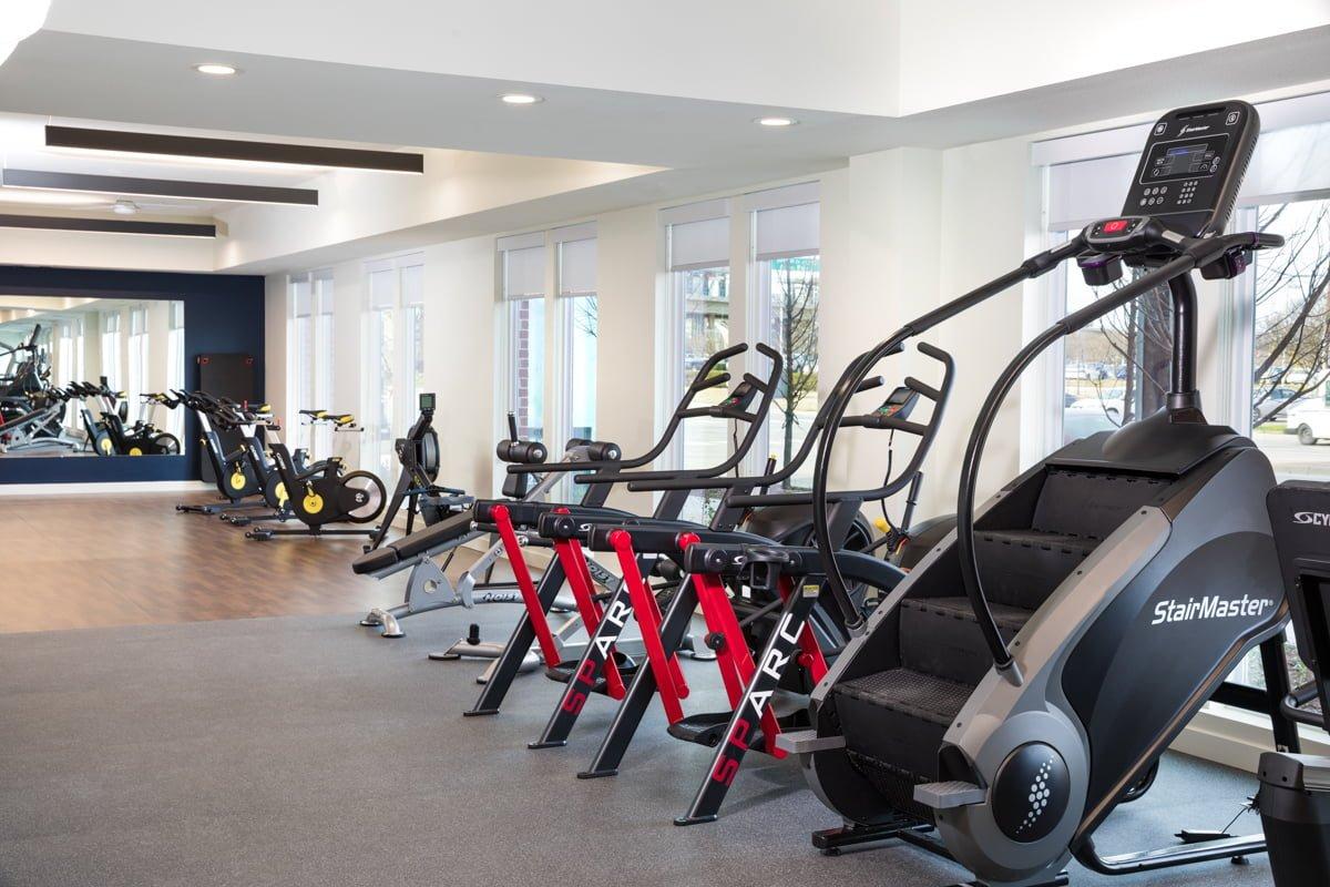 spin room carrollton apartment gym
