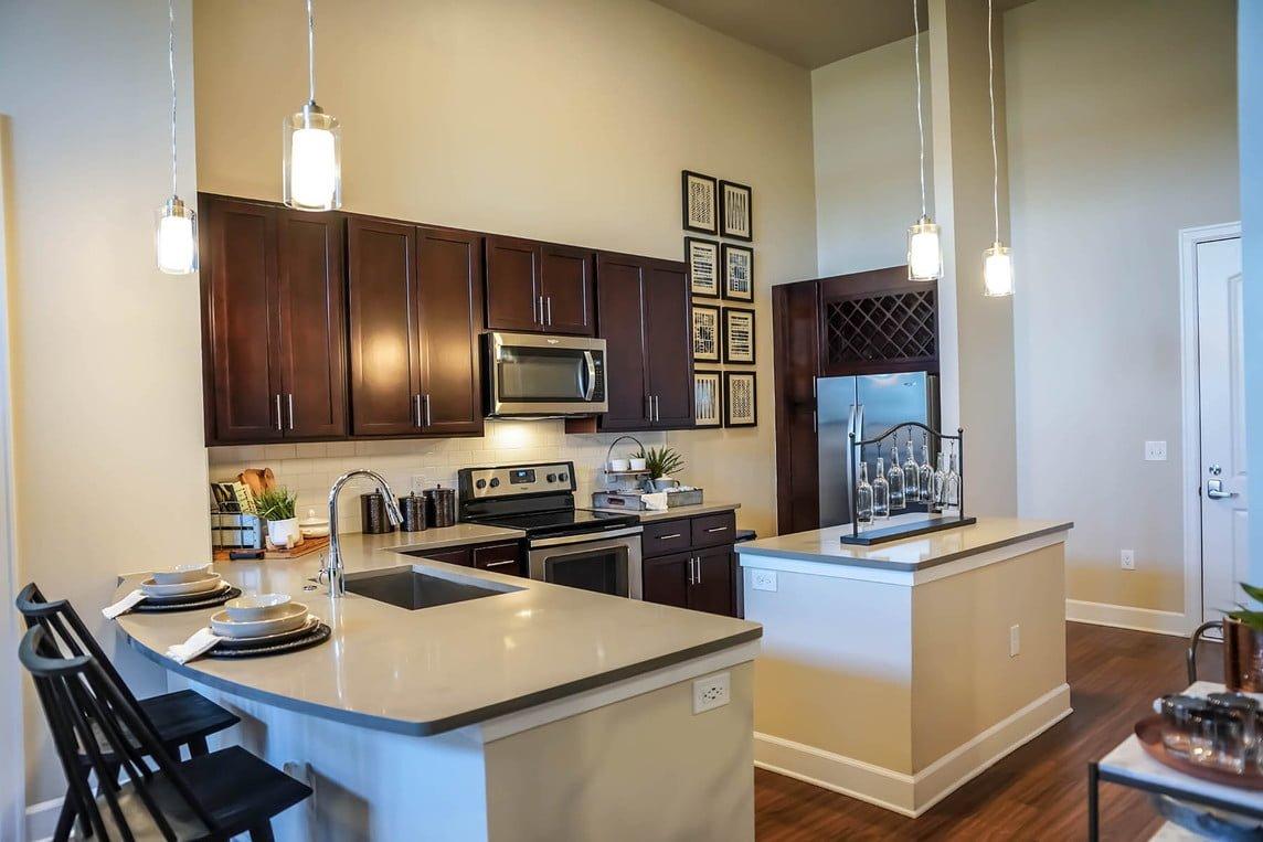 new frisco apartments