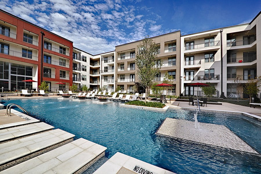 Upscale Luxury Apartments in Dallas