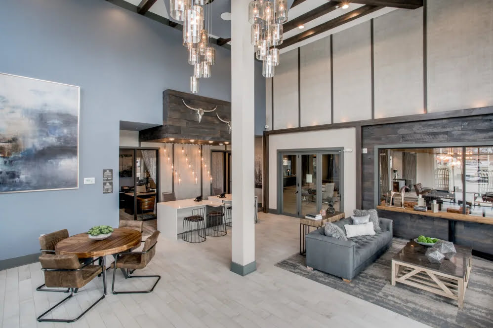 high end apartments in dallas
