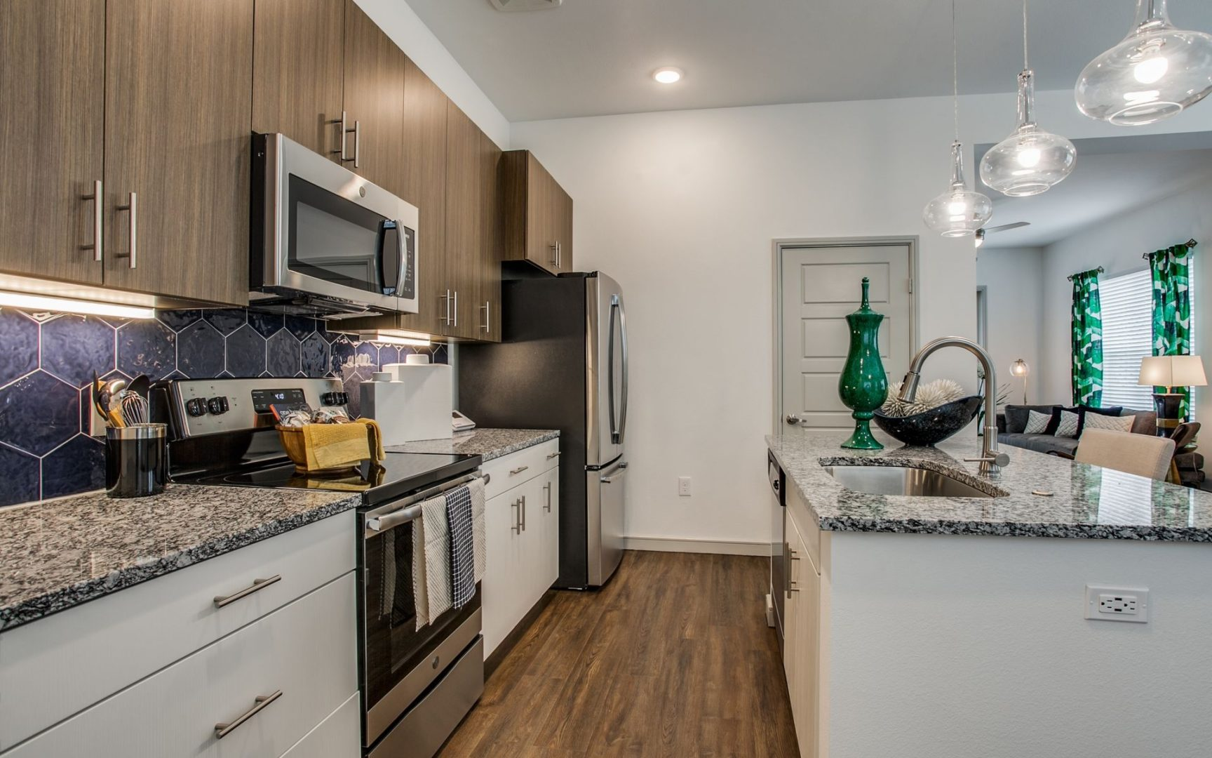 new garland apartments