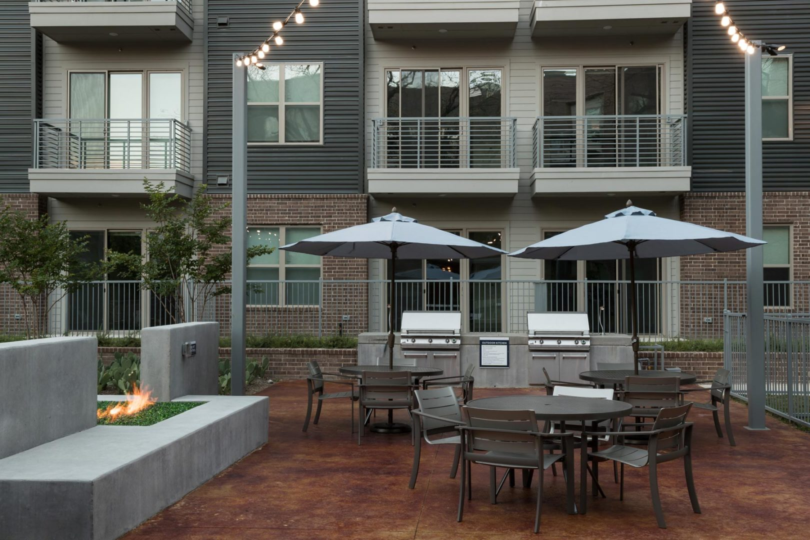 apartment amenities in fort worth 1