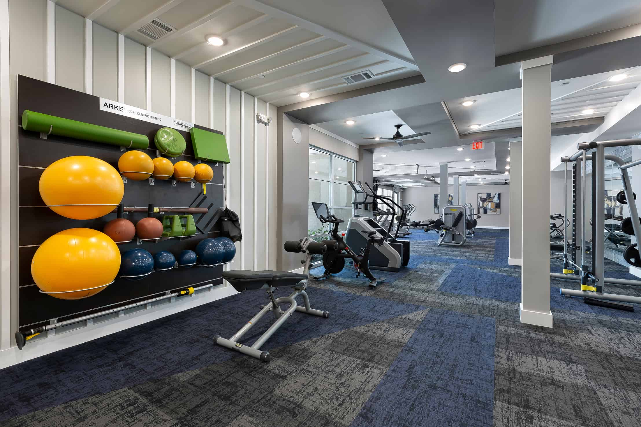 full apartment gyms in fort worth 1