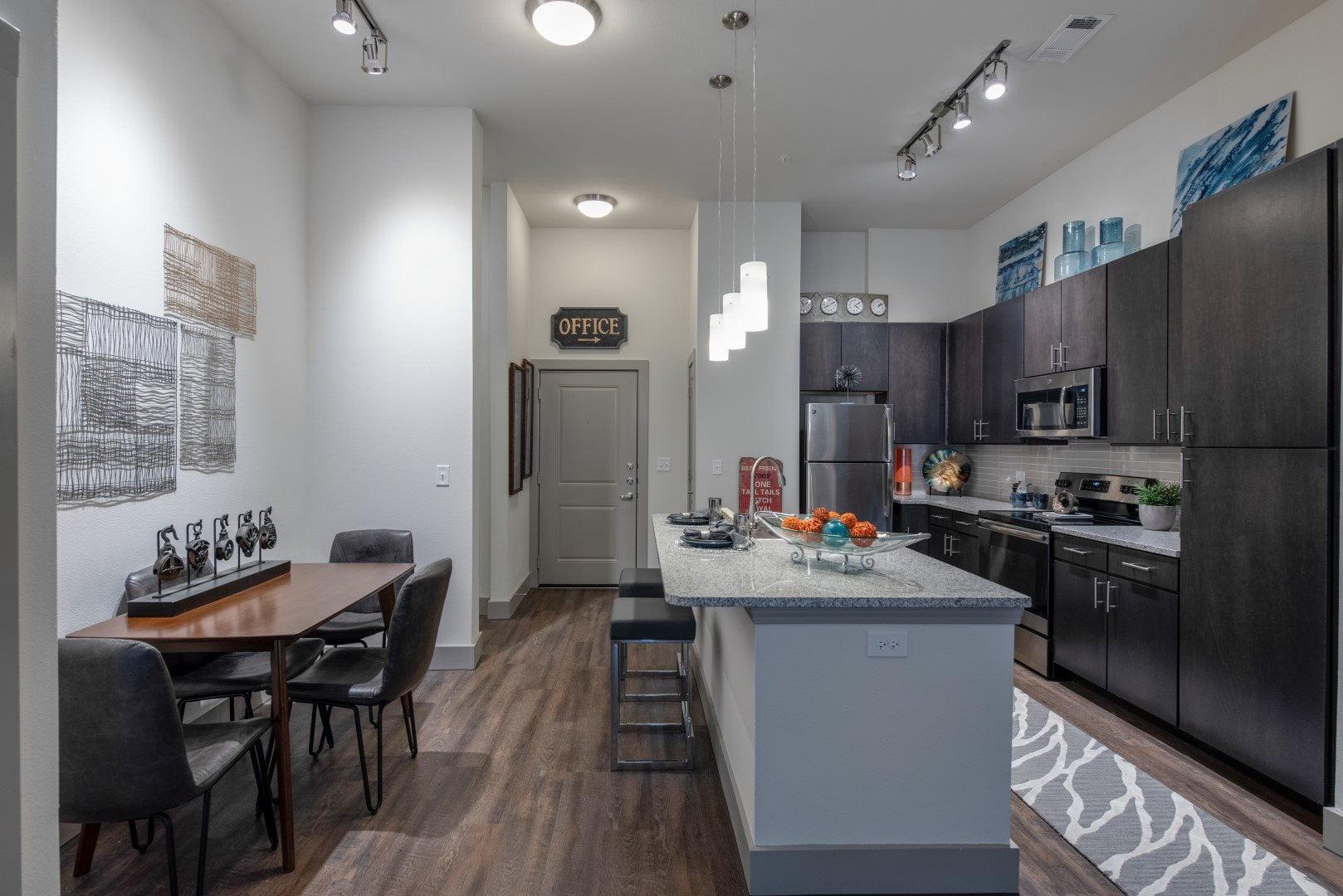 new apartments near ft. worth
