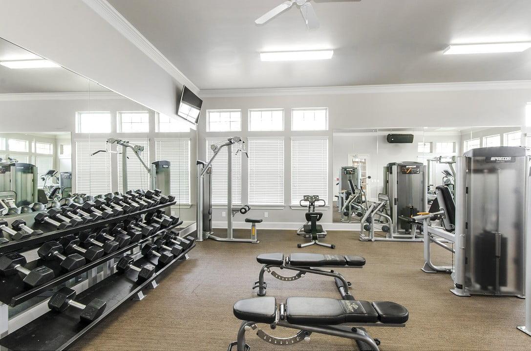 Fitness Center in Little Elm