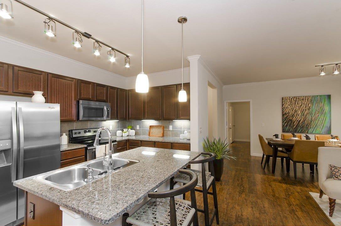New Luxury Apartments in Aubrey Texas