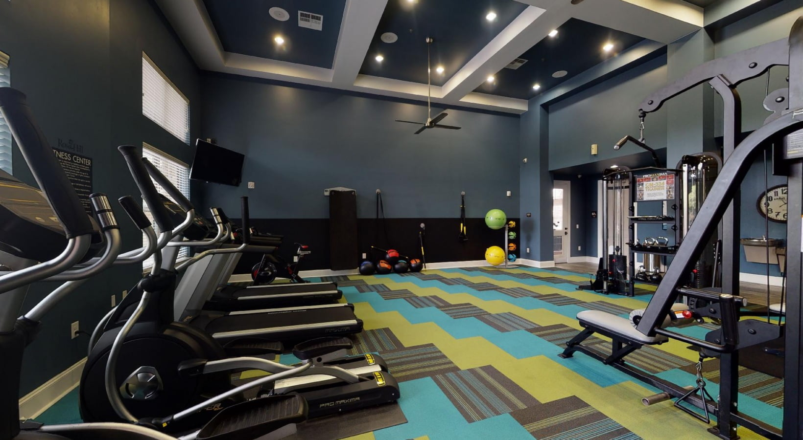 lewisville apartments with fitness center