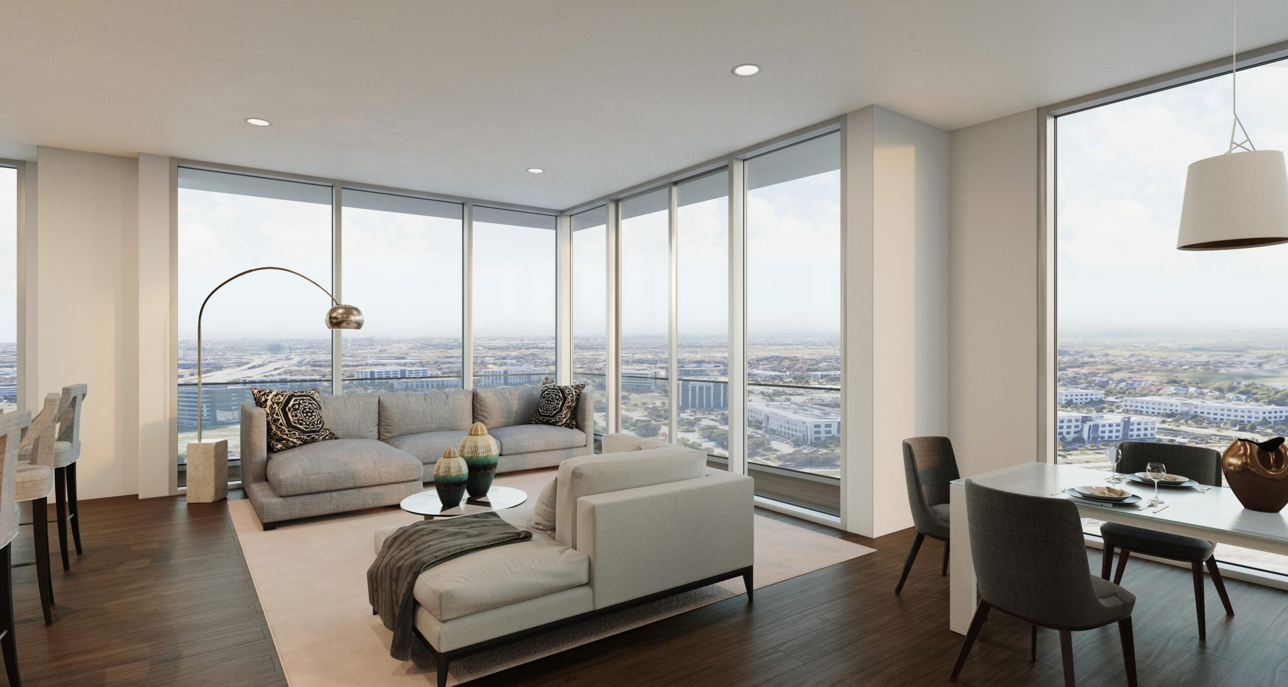 high end apartments in frisco