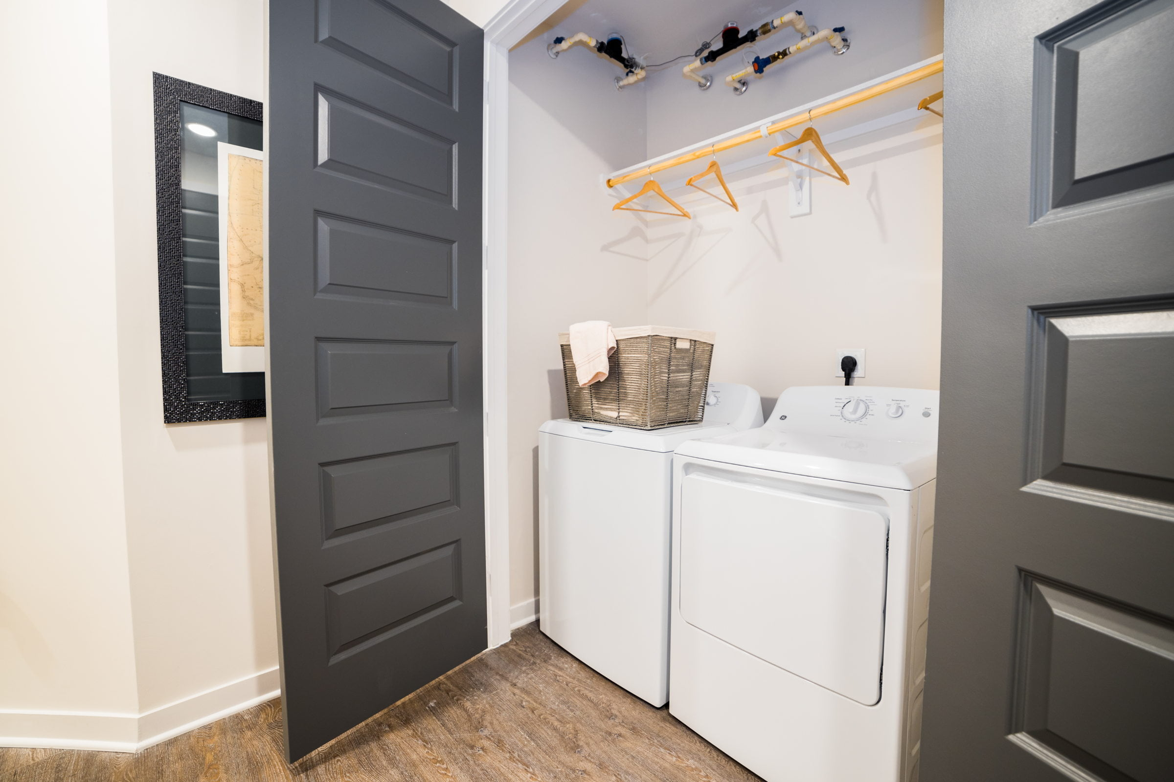 apartments in dallas with washer and dryer included