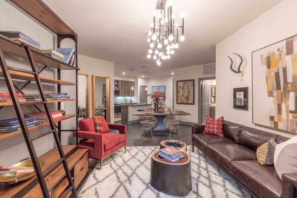 dallas apartments roommate floor plan