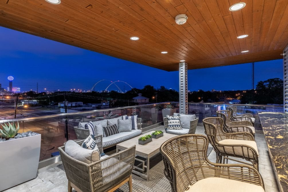 dallas apartments with a view