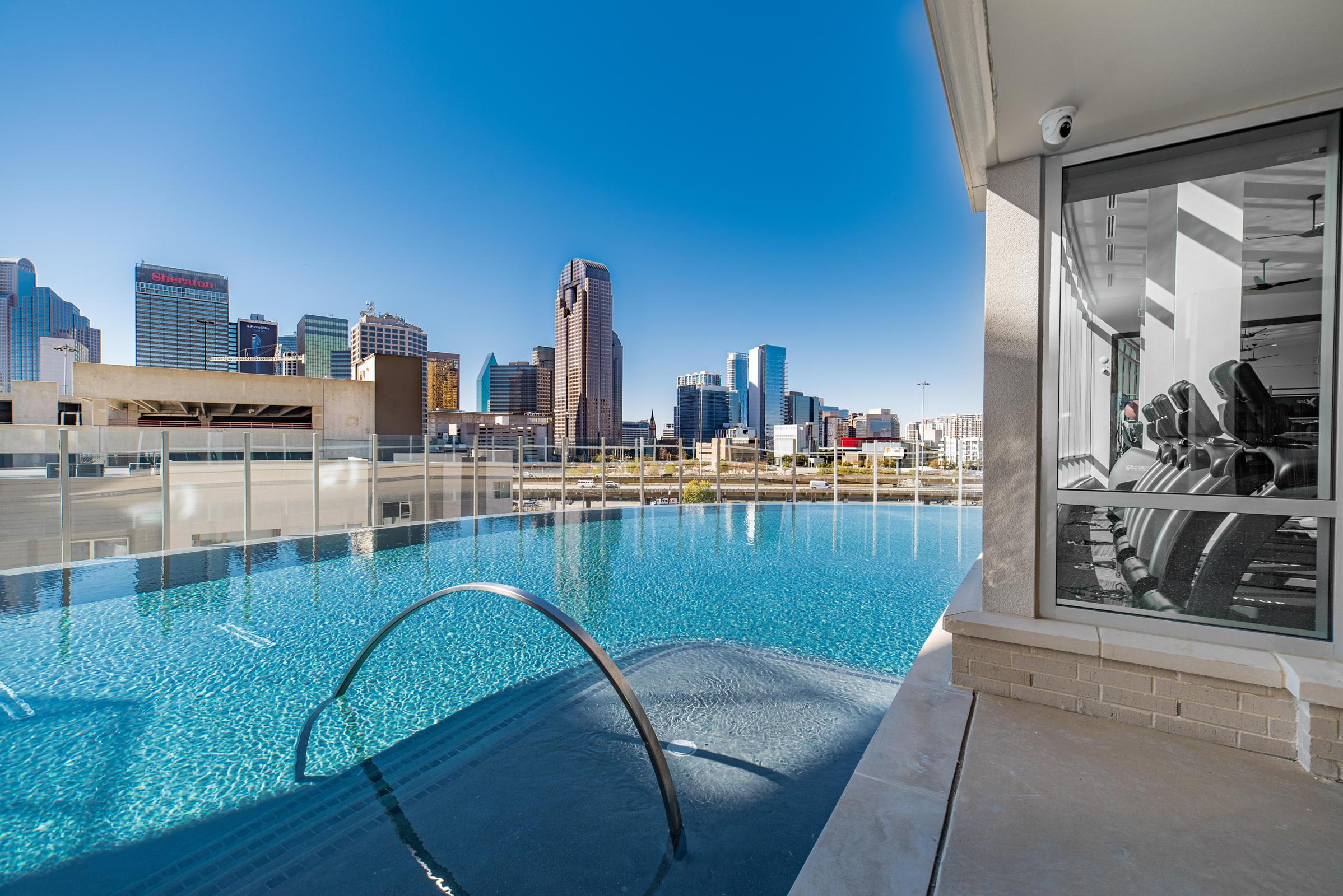 dallas tx high rise apartments