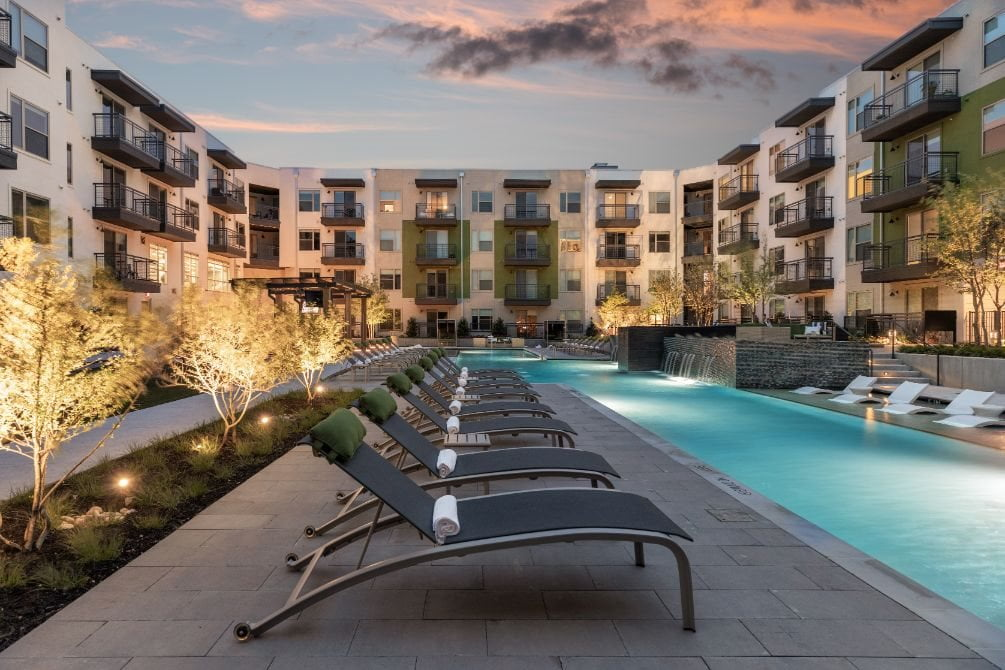 luxury dallas apartment finders
