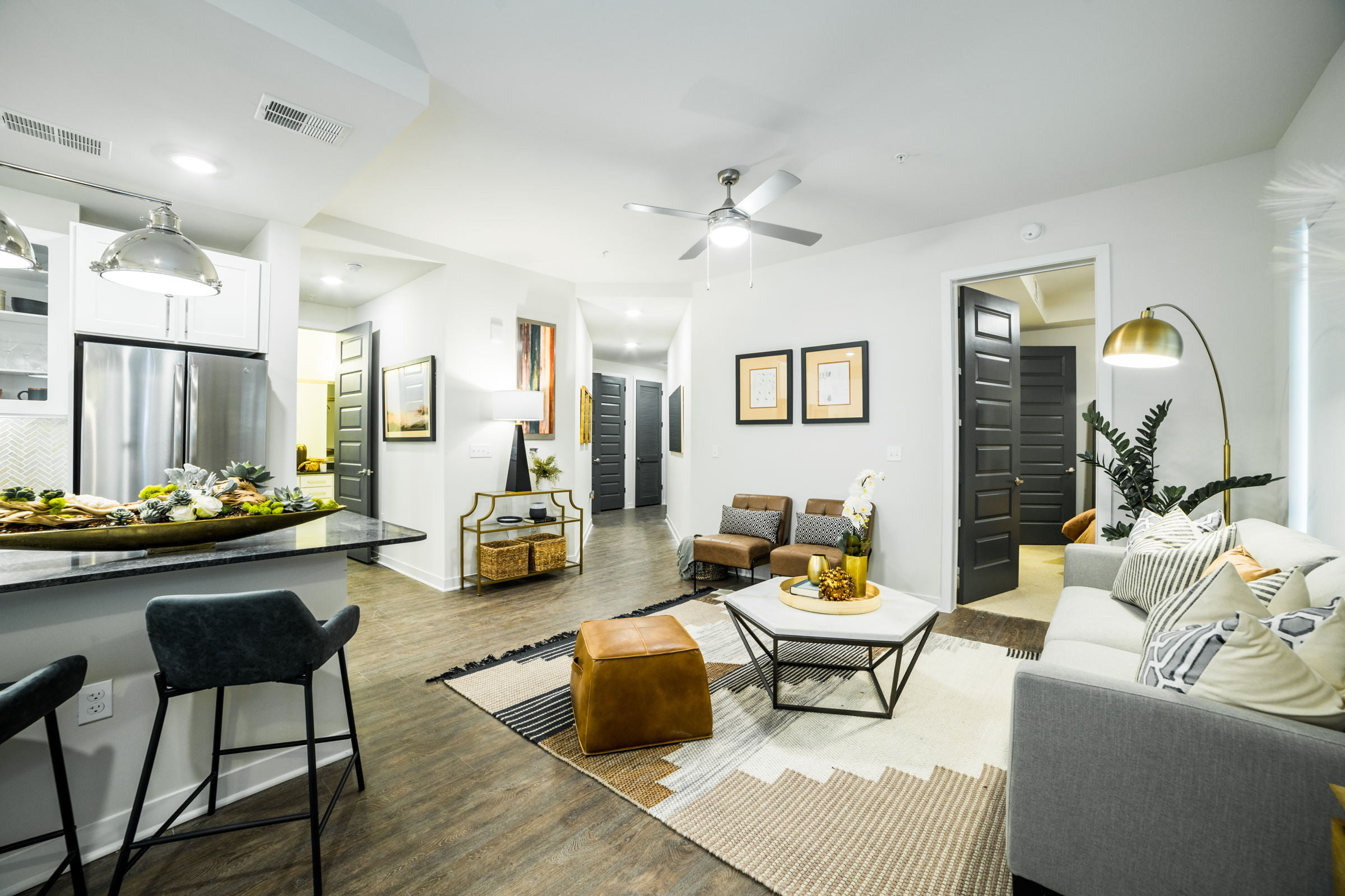 new high rise apartments in dallas
